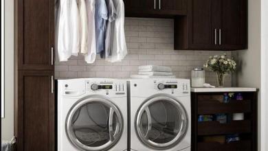 Çamaşır Odası Dekorasyonunda İşinize Yarayacak İpuçları